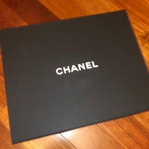 Authentic Chanel gift box